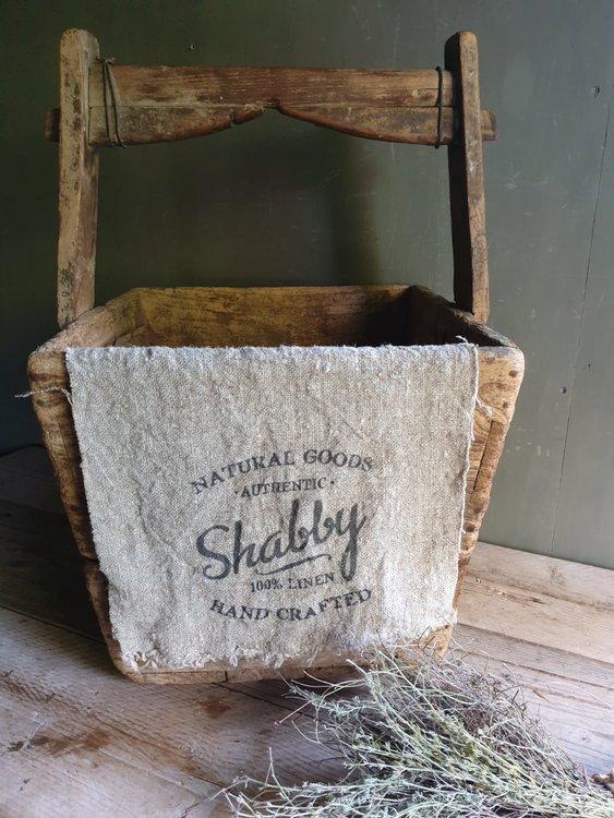 Shabby doek