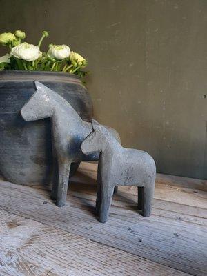 Houten paardje groot