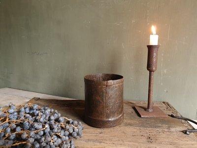 Oude ijzeren pot A