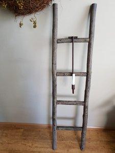 Ladder Trap Decoratie Grey Stoere En Landelijke Stijl De Buitenkans